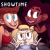 THE ROCKET GIRLS #1: [showtime]