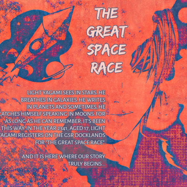 The Great Space Race [mix]