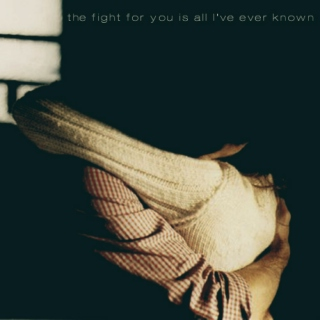The Fight for You is All I've Ever Known