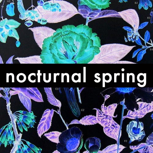 Nocturnal Spring