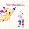if you were a pokemon, i'd choose you.