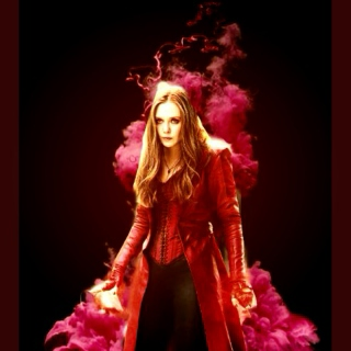 Dark Road - A Wanda Maximoff Mix