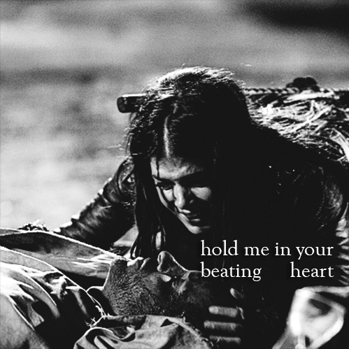 linctavia // hold me in your beating heart