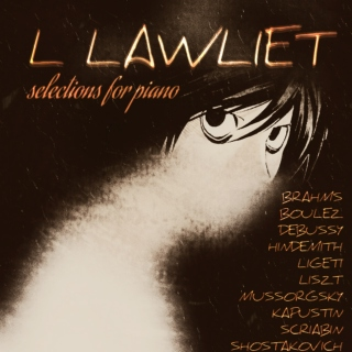 L Lawliet: Selections for Piano