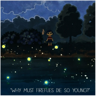 """why must fireflies die so young?"" :: a summer fanmix for animal crossing"