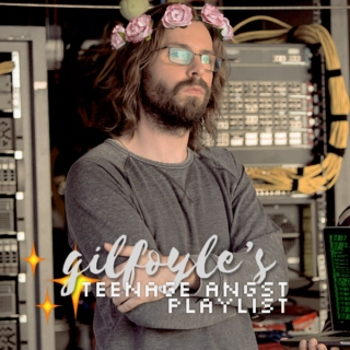 gilfoyle's teenage angst playlist
