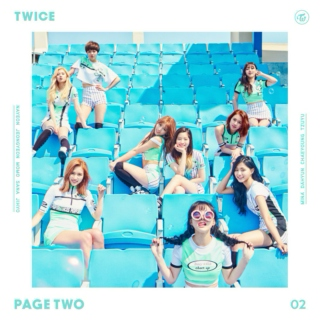 TWICE - PAGE TWO
