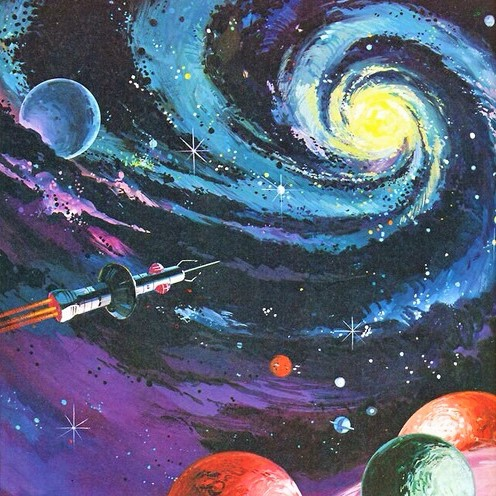 ☆ and we'll be seeing galaxies ☆