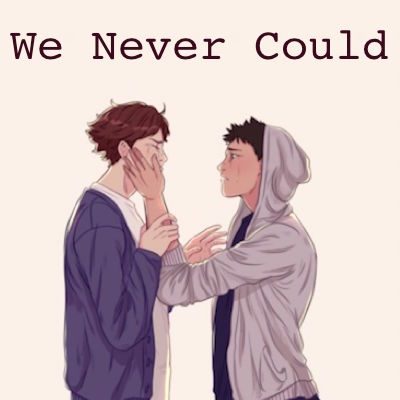 We Never Could