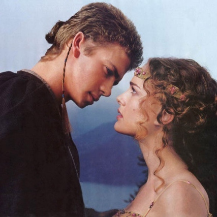 TO ANAKIN (from padme)