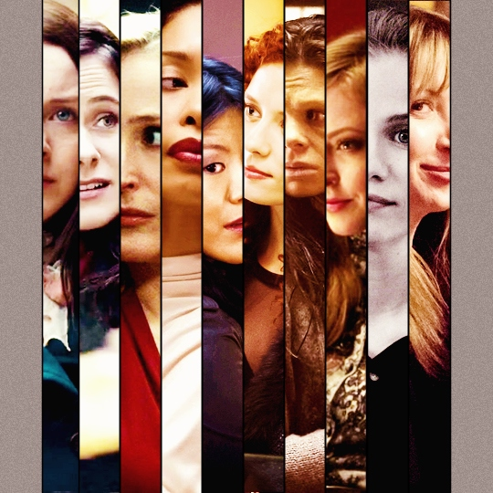 The Ladies of Hannibal