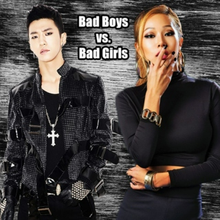 Bad Boy or Bad Girl