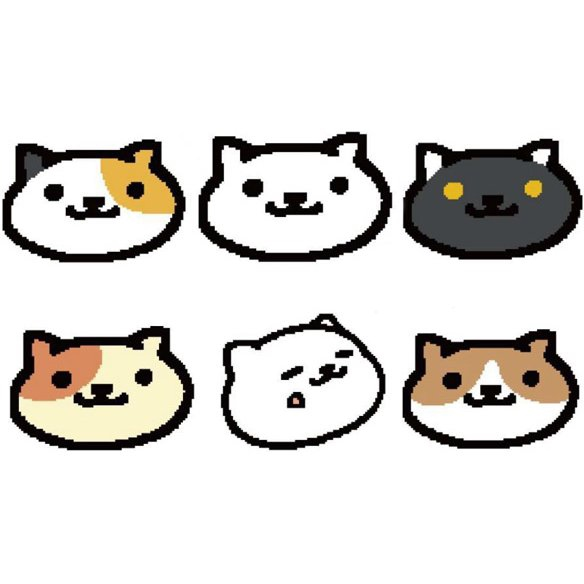 Gonna Collect All These Cats