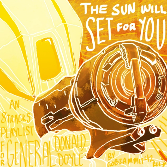 The Sun Will Set For You