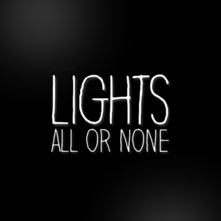 lights: all or none