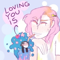 Loving You Is...