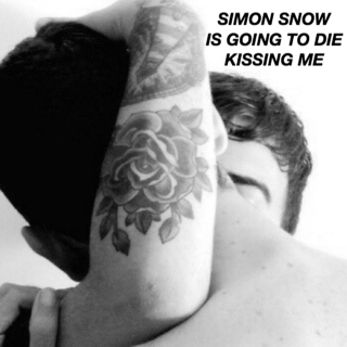 you're so alive, simon snow