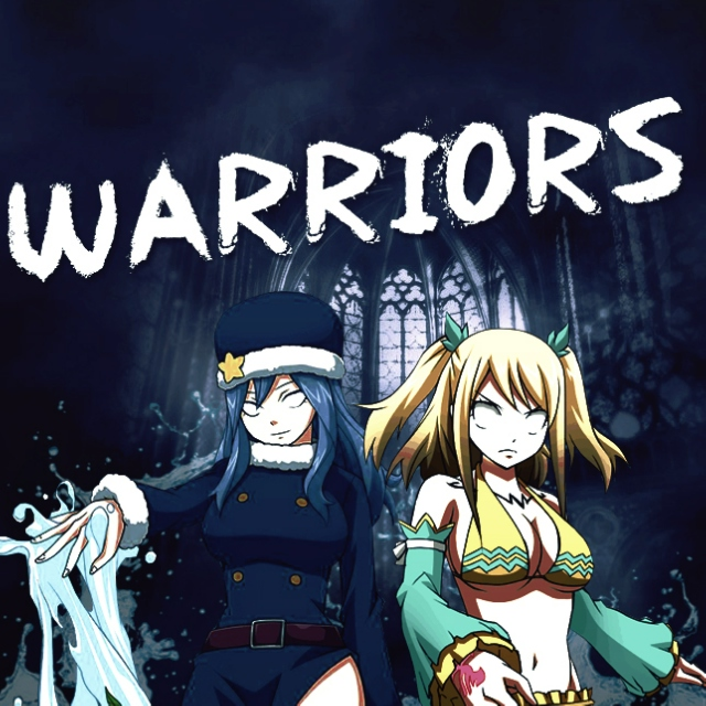 warriors ∙ lyvia fanmix