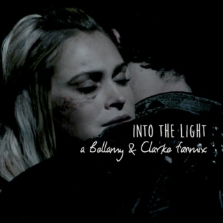 INTO THE LIGHT // a bellamy and clarke mix