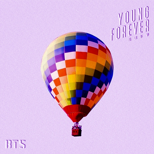 BTS Young Forever (Day + Night)