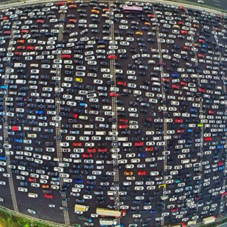 Your Life Is A Traffic Jam Mix 2016