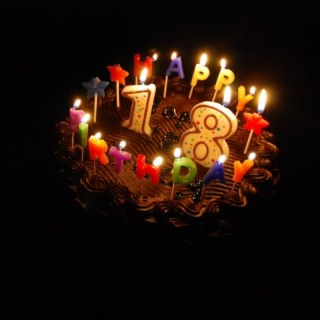 blow out all the candles