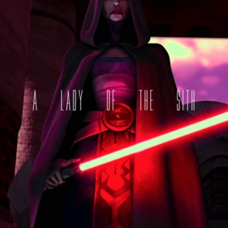 A Lady of The Sith