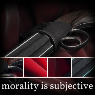 morality is subjective [a percy de rolo playlist]