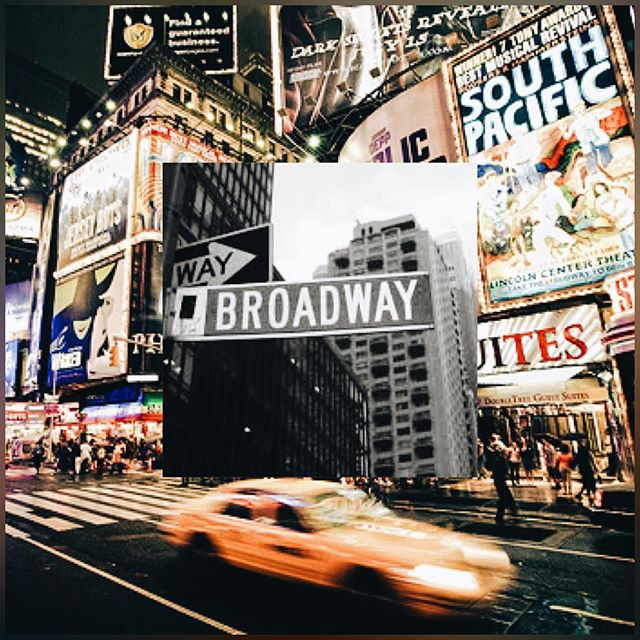 Oh, Broadway Here I Come