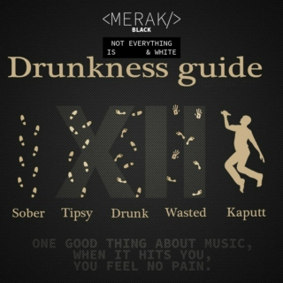 Meraki Black XII - There ain't no devil, only God when he's drunk