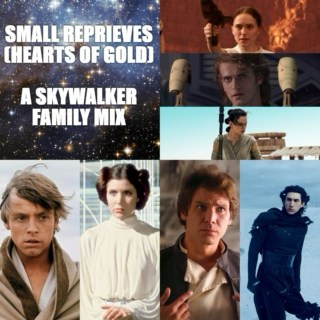 small reprieves (hearts of gold)