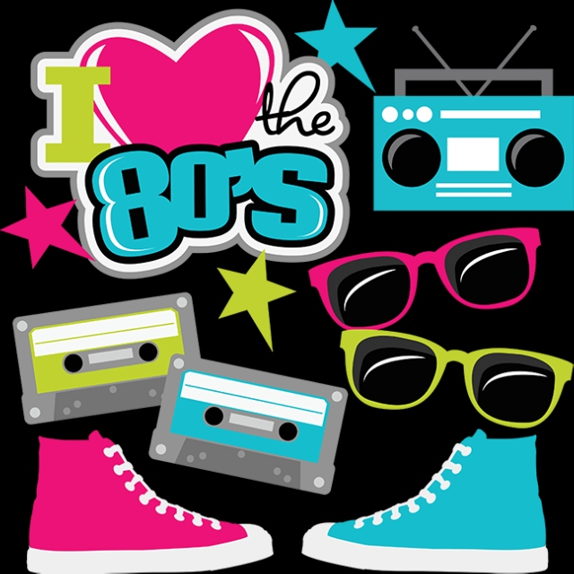 The most gnarly, radical and bodacious 80s playlist