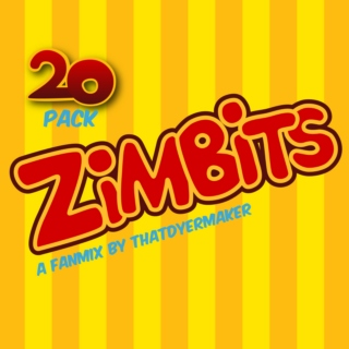 20 Pack of Zimbits