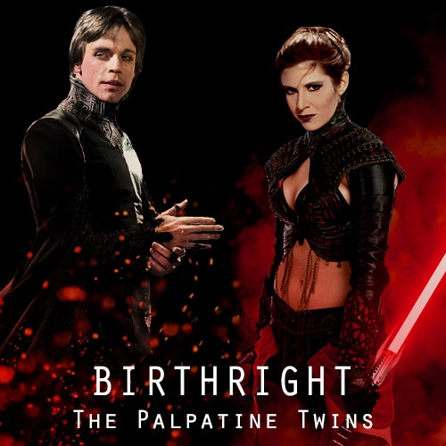 Birthright: The Palpatine Twins