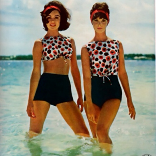 Summer Girls of the 1960s