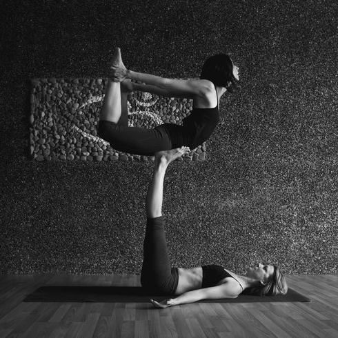 Acro Yoga Half Hour