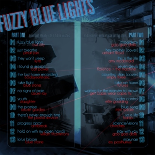 Fuzzy Blue Lights: Part 2
