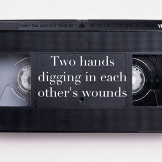 Two Hands Digging In Each Other's Wounds - An Alex Reagan/Richard Strand Fanmix