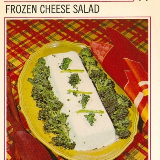 Frozen Cheese Salad