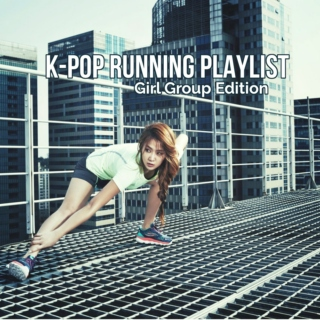 KPOP Running Playlist: Girl Group Edition