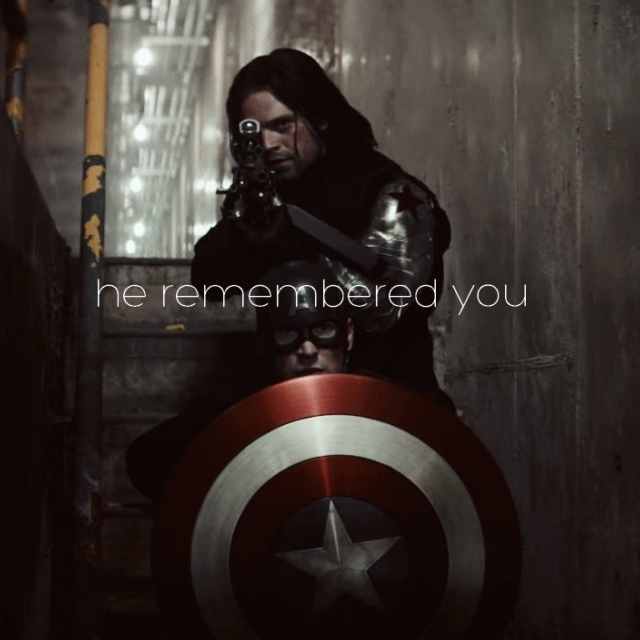 he remembered you