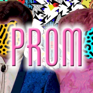 Get Amped Prom Mix