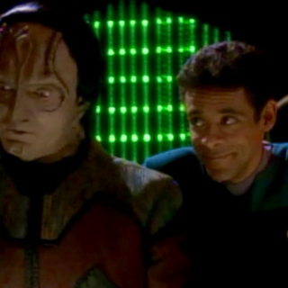 Let the stars watch, let them stare (a garak/bashir playlist)