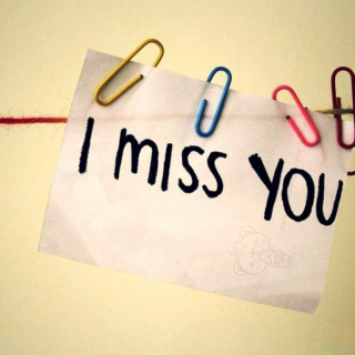 Truth is, I miss you