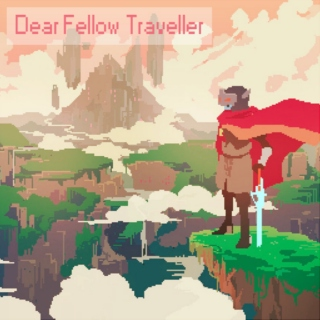 dear fellow traveller