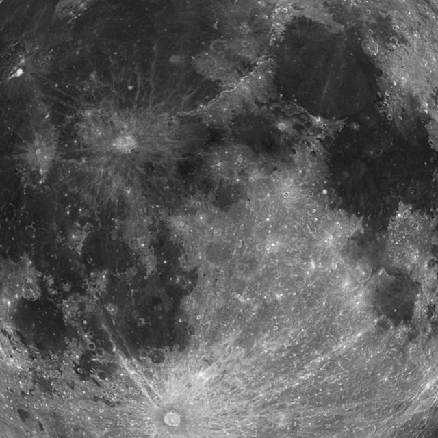 the moon, she is kind
