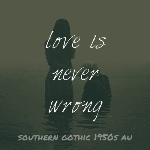 love is never wrong