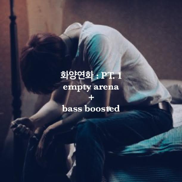 BTS - 화양연화: Pt. 1 (Bass Boosted Arena)