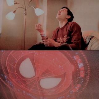 PETER PARKER'S PLAYLIST