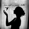 i'm not a paper doll